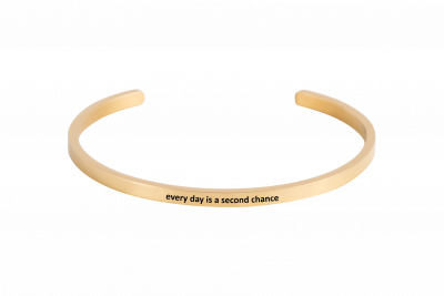 go_every_day_is_a_second_chance_armcandy